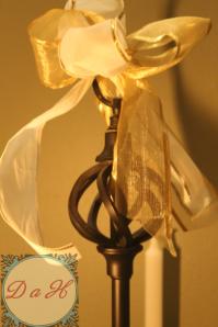 chandelier top